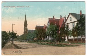 Yarmouth, N.S., William Street