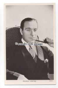 b3836 - Film Actor - Richard Cortez - postcard - Picturegoer 214d