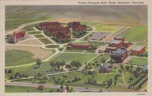 Nebraska Boys Town Father Flanagan Boys Home