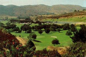 California Escondido The Lawrence Country Club Village 1980