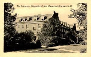 NH - Durham. University of New Hampshire. The Commons