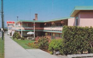 Tourist Town Motel, Vancouver, British Columbia, Canada, 40-60´s