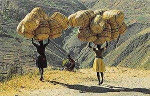 Baskets go to Market Haiti Unused