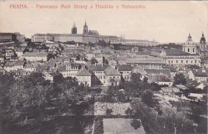 Czechoslovakia Prague Praha Panorama