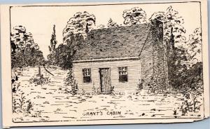 Grant's Cabin near Point Pleasant Ohio