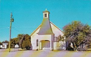 Texas Johnson City First Christian Church