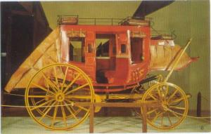 Western Stage Coach National Hall of Fame Oklahoma City OK