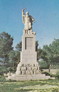Elijah's Monument, Mt. Caramel, Muhraka, Israel, 40-60s