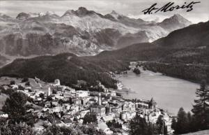 Switzerland St Morits und Languardkette Photo