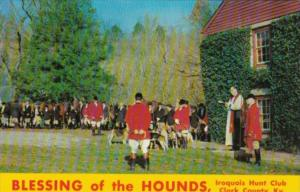 Fox Hunting Blessing Of The Hounds Iroquois Hunt Club Clark County Kentucky