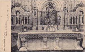 San Ignacio de Loyola, Capilla de San Jose, Guipuzcoa, Pais Vasco, Spain, 10-20s