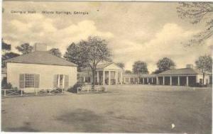 Georgia Hall, Warm Springs, Georgia, 00-10