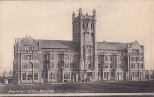 England Newcastle Armstrong's College