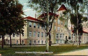 California Los Angeles University Of Southern California