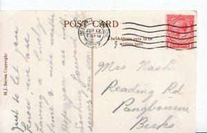 Genealogy Postcard - Family History - Nash - Pangbourne - Berkshire   U4552