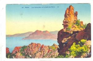 Les Calanches Et Le Golfe De Porto, Piana (Corse-du-Sud), France, 1900-1910s