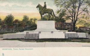 MEMPHIS , TENN. , Forrest Monument , 00-10s ; TUCK