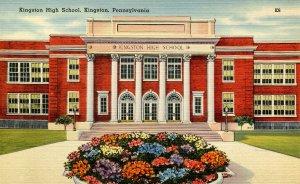 PA - Kingston. Kingston High School