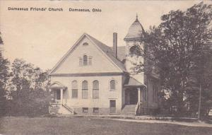 DAMASCUS, Ohio, 1900-1910s; Damascus Friends' Church