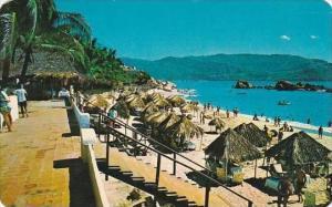 Mexico Acapulco Condesa Beach Panoramic View