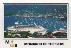 Royal Caribbean Line M/S Monarch Of The Seas