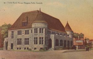 NIAGARA FALLS , Ontario, Canada, 1900-10s ; Table Rock House