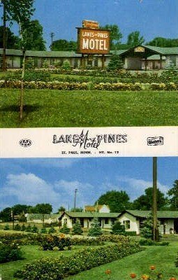 Lakes and Pines Motel in St. Paul, Minnesota