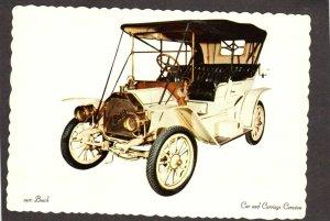 VA 1910 Buick Auto Automobile Car Carriage Luray Caverns Virginia Postcard