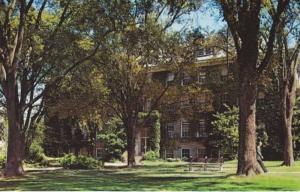 Washburn Hall - University of Rhode Island - Kingston RI, Rhode Island