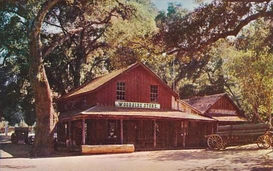 California Woodside Wood Side Store