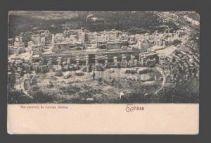 085204 TURKEY Ephese Vue generale de ancien theatre Vintage PC