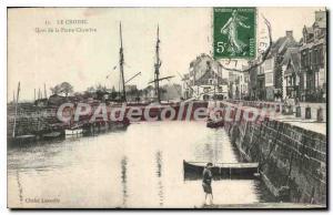 Postcard Old Croisic Quai de la Petite Room