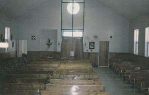 STE-ROSE-DU-NORD, Quebec, Canada, PU-1985; Eflise Ste-Rose-de-Lima, Vue de la...