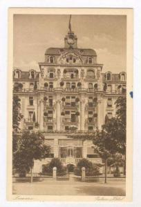 Lucerne, Switzerland, 00-10s   Palace Hotel