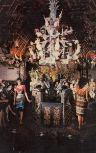 DISNEYLAND, 1950s-60s; Enchanted Tiki Room