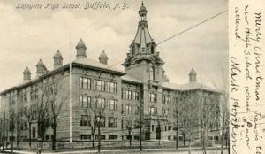 NY - Buffalo. Lafayette High School