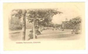 Canbury, Promenade, Kingston, UK, Pre 1905
