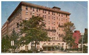 1950's Carlyle Hotel Union Street Plaza Washington D.C. PC1988