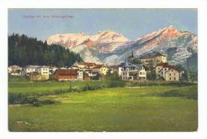 Golling mit dem Tannengebirge, Austria, 00-10s