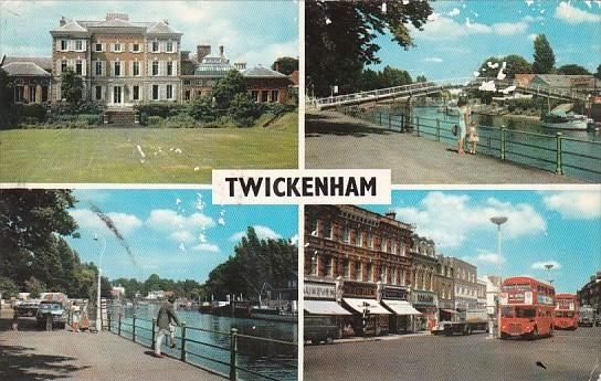 England London Twickenham Multi View