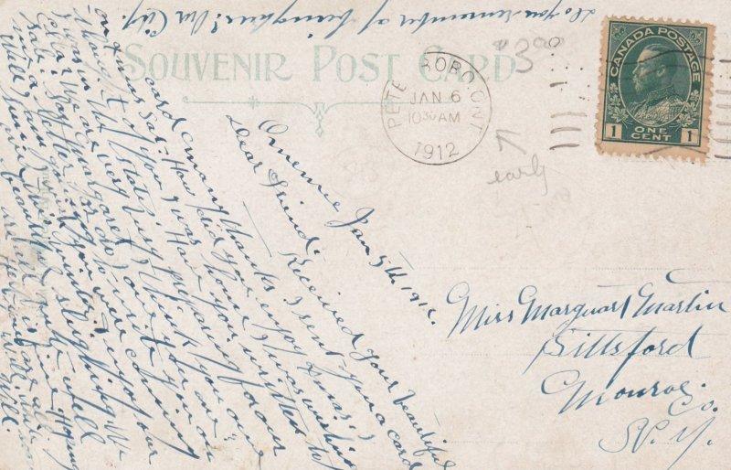 PETERBOROUGH , Ontario , Canada , 1912 ; Normal School