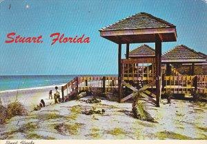 Beach and Picnic Area Stuart Florida