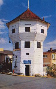 Bastion, HBC Fort, NANAIMO, British Columbia, Canada, 40-60´s