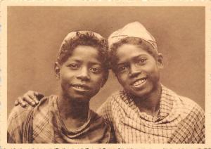 Madagascar Betsileo Deux vedettes du Film Batsileo