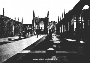 England Coventry Cathedral