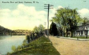 Kanawha River & Street