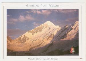 Postal 046735 : Mount Diran Minapin Nager in set a Local Girl
