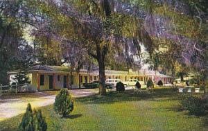 Florida Hernando El Rancho Motel 1965