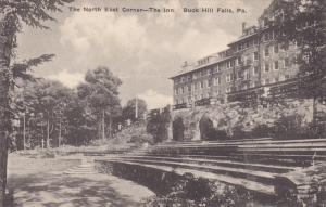 BUCK HILL FALLS, Pennsylvania; The North East Corner, The Inn, 00-10s