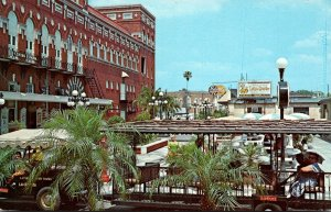 Florida Tampa Ybor City Section Of The Latin Quarter